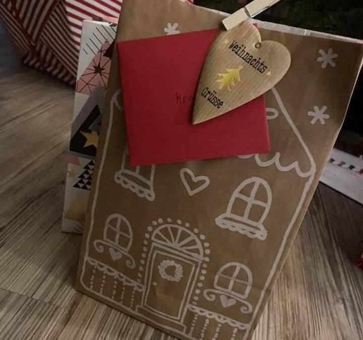 Bilder der Weihnachtswichtel Aktion Online