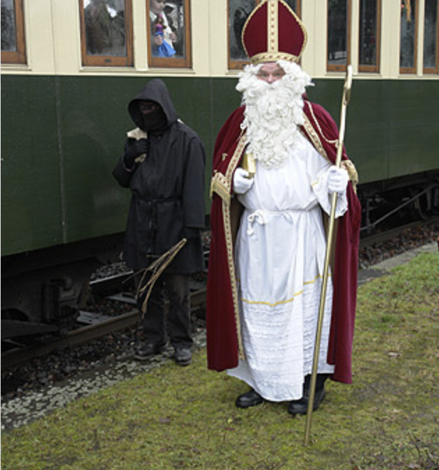 Nikolausfahrt mit der Selfkantbahn. ++ Schnell sein, und anmelden!! ++